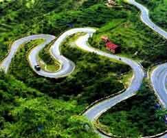 Honeymoon Tour To Mussoorie